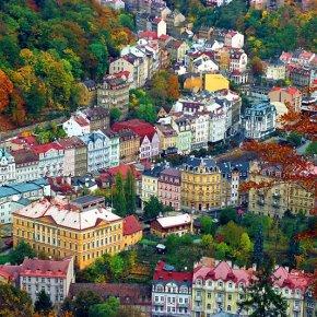 เมืองคาโลวี วารี (Karlovy vary) -สาธารณรัฐเชค