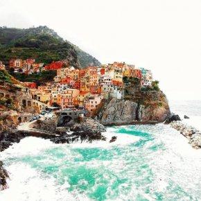 ซิงเคว เทอร์เร่ (Cinque Terre) -ประเทศอิตาลี