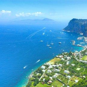 เกาะคาปรี -ประเทศอิตาลี