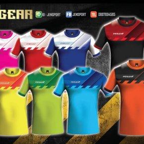 เสื้อ PEGAN GEAR ใหม่ 2016