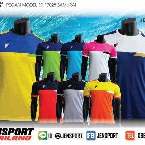 เสื้อฟุตบอล pegan 10 17028 Sumurai ประจำปี 2017