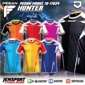 เสื้อฟุตบอล PEGAN รุ่น Hunter 10-17029 ใหม่ !!