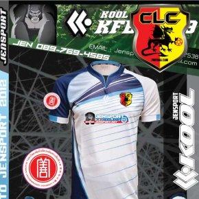 เสื้อทีม CLC FOOTBALL CLUB เสื้อทีมคูลสปอร์ต