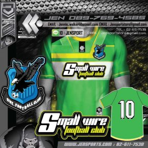 ทีม วัดแค FC เสื้อฟุตบอล KOOL SPORT WAKKATA KFB-WS01