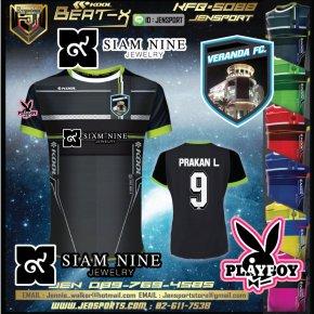 VERANDA FC KFB S088 BLACK