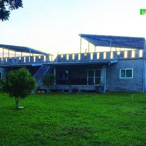 ระบบ Solar PV Rooftop บนหลังคา