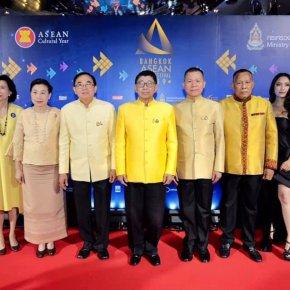 พิธีเปิดงานเทศกาลภาพยนตร์อาเซียนแห่งกรุงเทพมหานคร ครั้งที่ 5