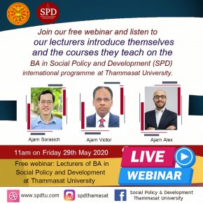 Check out webinar (29 May)