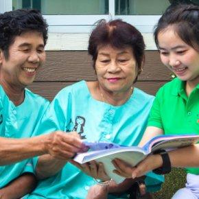 5 การดูแลผู้สูงอายุที่ป่วยติดเตียงในสถานดูแล