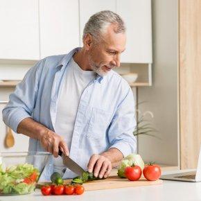 อาหารการกิน ในวัยผู้สูงอายุ