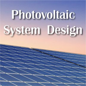 PHOTOVOLTAIC SYSTEM DESIGN