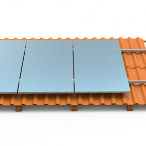 EVE Solar Mounting