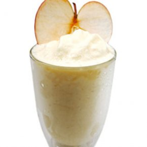 Apple Yogurt Smoothie