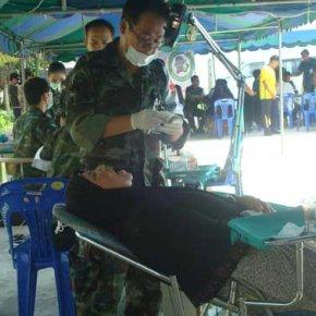 ชุดแพทย์เคลื่อนที่ทหารบก