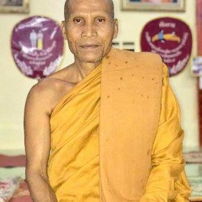 ที่พักสงฆ์เกาะผาสุก จันทบุรี : หลวงพ่อผาสุข สุขปัญโญ