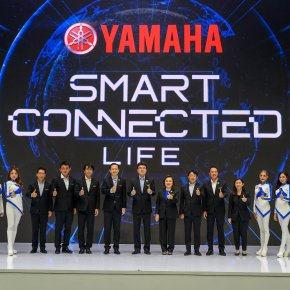 "YAMAHA ""SMART CONNECTED LIFE"""