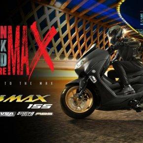 เช็กสเปคแบบเต็มแม็กซ์ All New Yamaha NMAX155