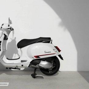 Vespa GTS Super Sport 300 HPE - White Innocenza