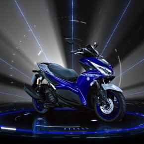 Yamaha: All New Aerox - Sport Automatic Leader