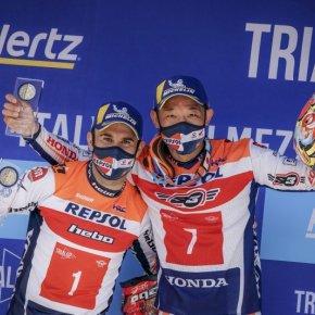 """""""ฮอนด้า"""" เบิลแชมป์ TrialGP สนามแรกที่อิตาลี"""