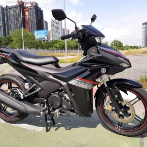 All New! Yamaha Exciter 155