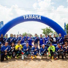 """yamaha ส่ง """"All New WR155R"""" ครั้งแรกในเมืองไทย"""