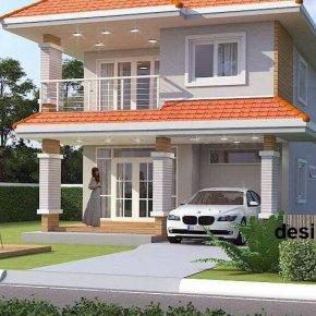 ข้อดีของการสร้างบ้าน 2 ชั้น