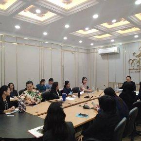 ประชุมคณะกรรมการดำเนินงานสถาบันวิจัยและพัฒนา ครั้งที่ 8(53)/2563