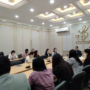 การประชุมคณะกรรมการดำเนินงานสถาบันวิจัยและพัฒนา ครั้งที่ 7(52)/2563 ประจำเดือนตุลาคม 2563