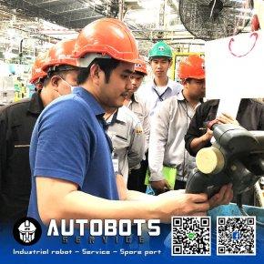 Robot Basic Maintenance
