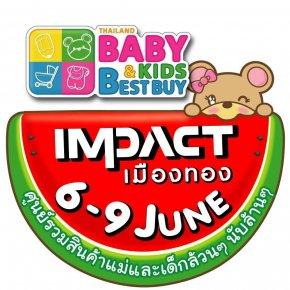งาน Thailand Baby & Kids Best Buy ครั้งที่ 34