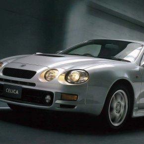 แบตเตอรี่ Toyota Celica แบตหมด