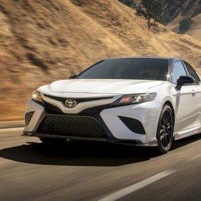 แบตเตอรี่ Toyota Camry แบตหมด ราคาถูก ติดตั้ง ฟรี!