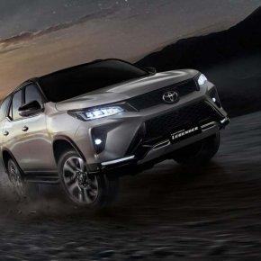 แบตเตอรี่ Toyota All new Fortuner แบตหมด