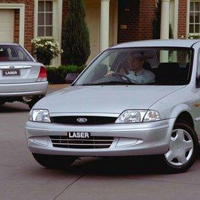 เปลี่ยนแบตเตอรี่ Ford Laser แบตหมด ราคาถูก ติดตั้ง ฟรี!