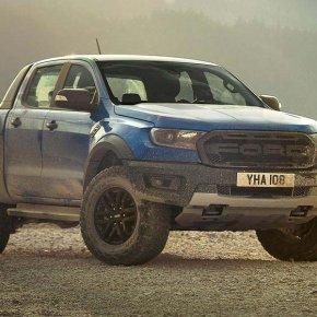 แบตเตอรี่ Ford Ranger แบตหมด