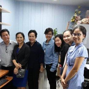 ยินดีต้อนรับ  ทีมงาน Distributor audit ของทาง บริษัท Roche ประเทศไทย