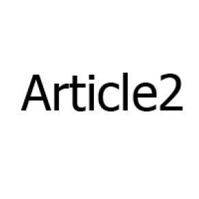 บทความ2