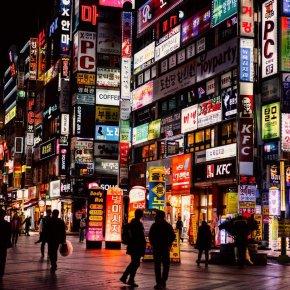 10 ย่านฮิตที่โซล Seoul