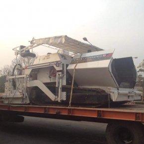 ส่งรถปูยาง CEDARAPIDS รุ่น CR361 ไปเชียงใหม่  ใช้ดี จริง รับประกันคุณภาพ
