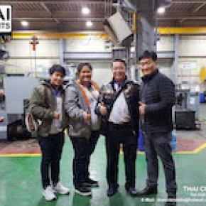 เยี่ยมชมโรงงาน KUKDONG ประเทศเกาหลี ปี 62
