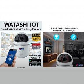 การเชื่อมต่อและตั้งค่า Smart Wifi Camera WIOT1010
