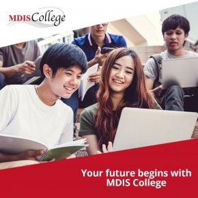 MDIS College เรียนมัธยมในสิงคโปร์  เรียนต่อสิงคโปร์