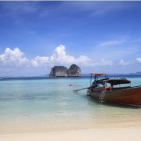 COLORFUL CITIES AND SIGHTS IN THAILAND