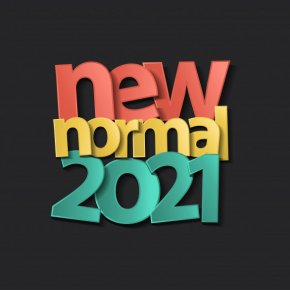 HAPPY NEW NORMAL YEAR 2021