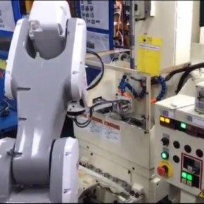 ,มือหุ่นยนต์หยิบเกียร์