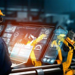 การผลิตและการบริโภคเครื่องจักรอุตสาหกรรม และเครื่องมือกล