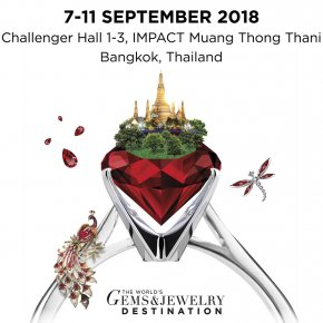 Bangkok Gems & Jewelry Fair 62nd 2018