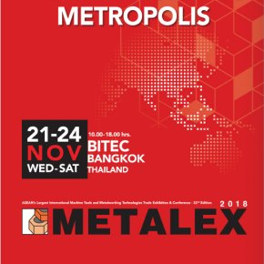 The Grand Metalex Thai 2018