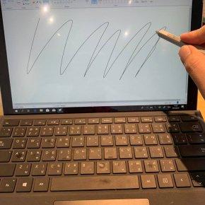 ซ่อม Surface Pro 4 ปากกาใช้ไม่ได้